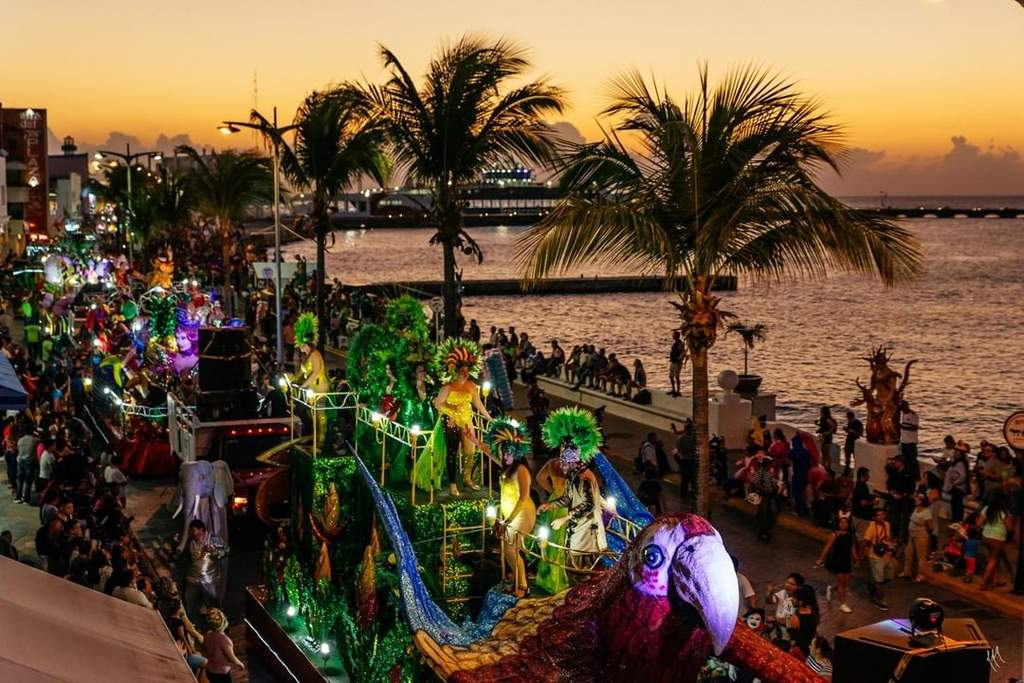 carnaval de cozumel - costumbres y tradiciones de Quintana Roo