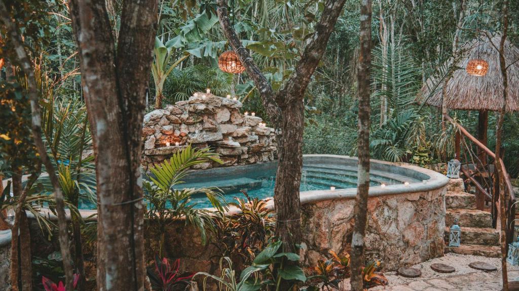 ANAND Ecoaldea - mejores cabañas cancun riviera maya