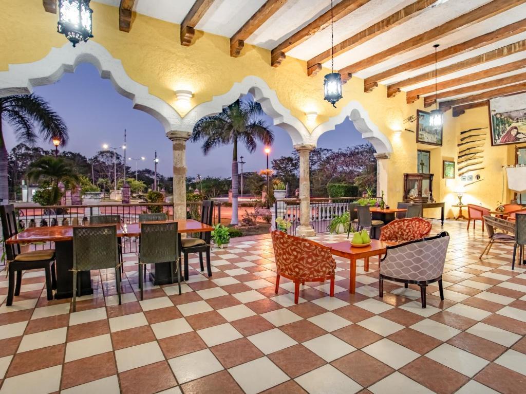 Hotel Hacienda Sánchez - hoteles baratos en valladolid