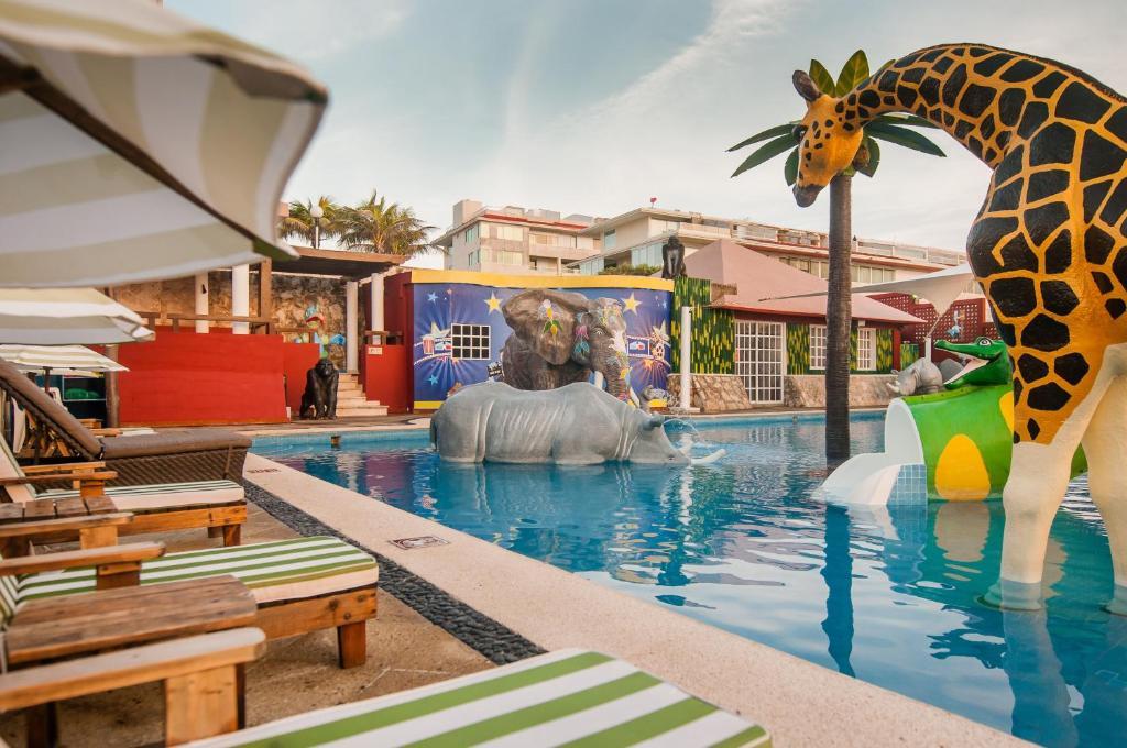 Royal Solaris Cancun-All Inclusive - hotel playa delfines