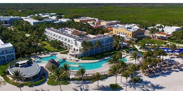 Hotel Dreams Tulum Resort & Spa - hotel todo incluido tulum