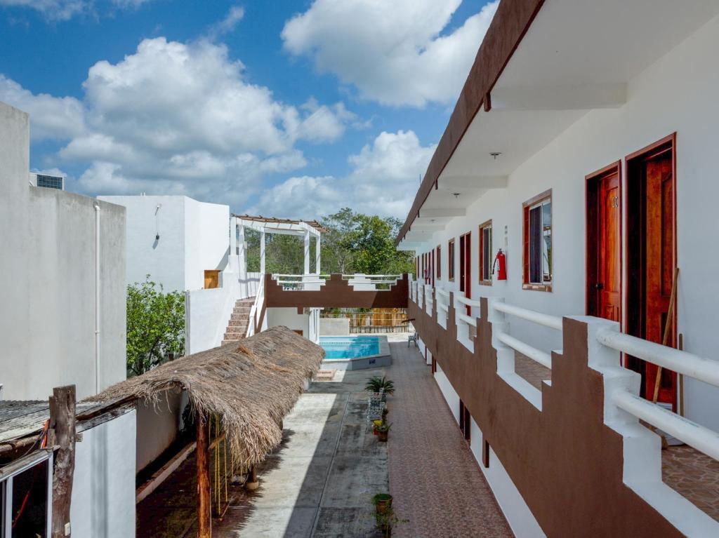 OYO Hotel Palma Real - hoteles economicos en tulum