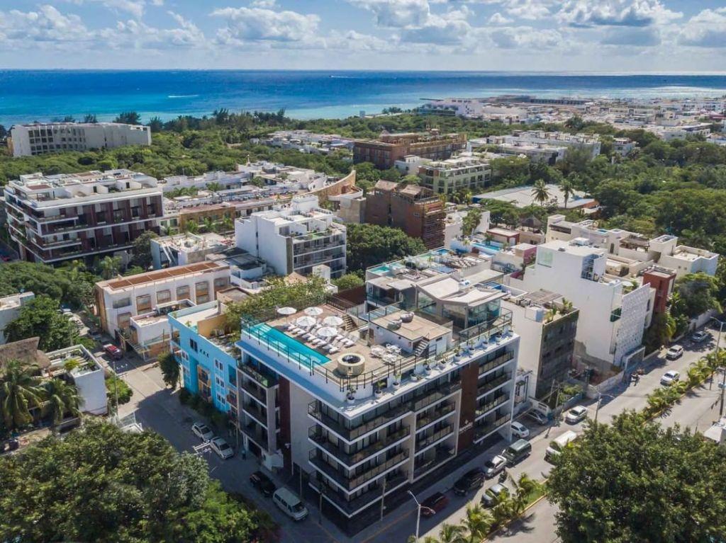 Serenity Hotel Boutique -Mejores hoteles playa del Carmen
