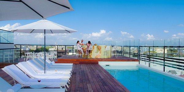 Serenity Hotel Boutique - hoteles economicos en playa del carmen mexico