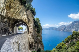 Road to Amalfi