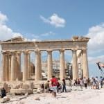 Partenone Acropoli di Atene