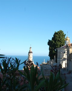 Mentone - Costa Azzurra