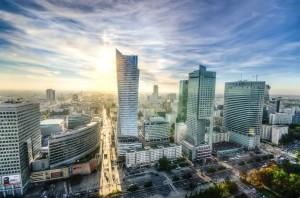 Skyline Varsavia