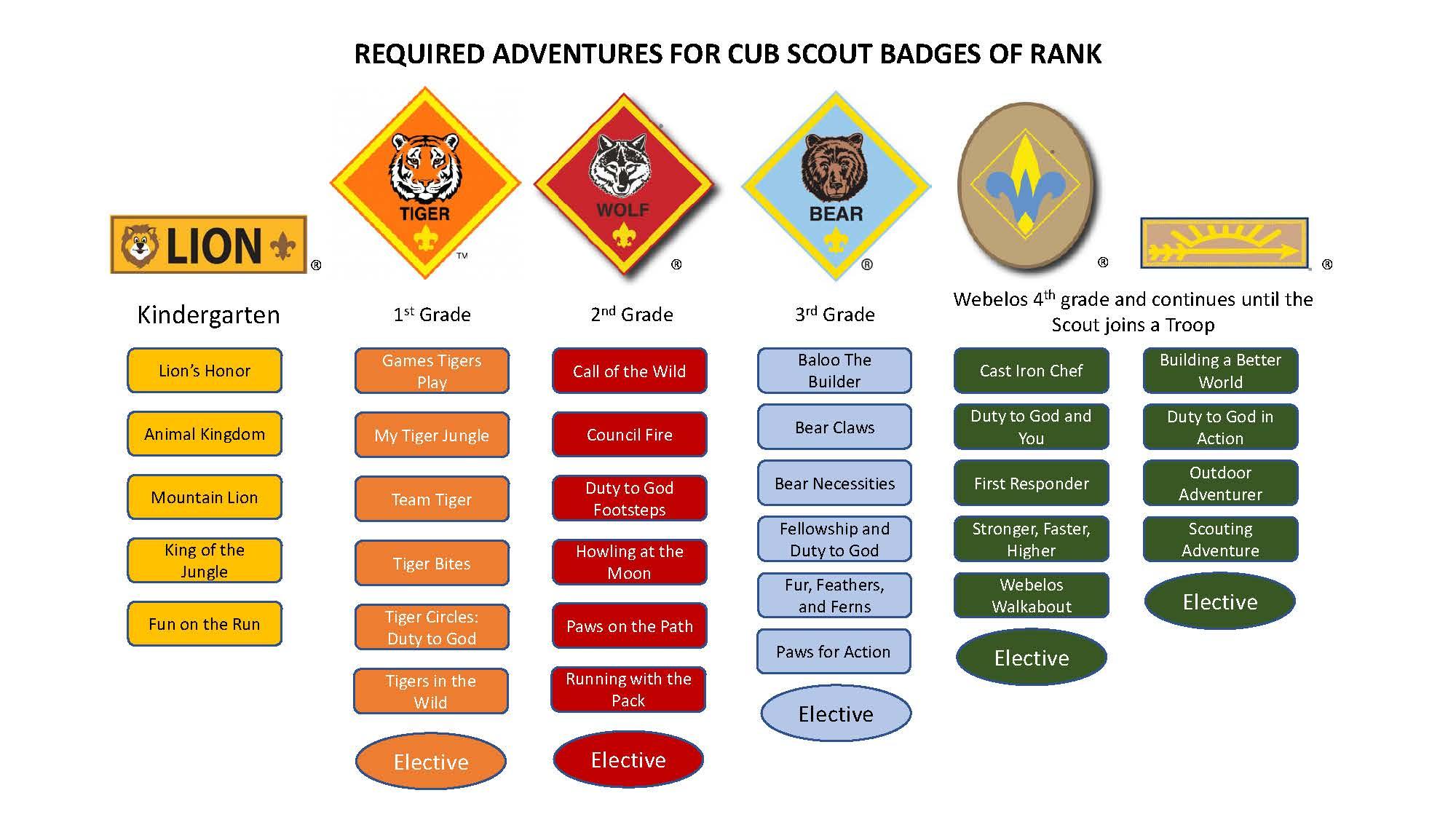 Cub Scout Program
