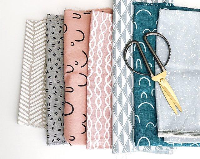 カーテンの織組織 編組織 生地 種類 織り方 編み方
