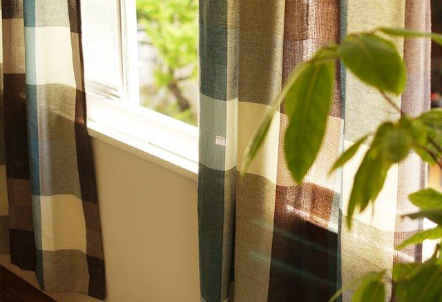 遮光なしのカーテンで光を上手に取り入れよう 非遮光 普通のカーテン メリット 寝室 子供部屋 オススメ