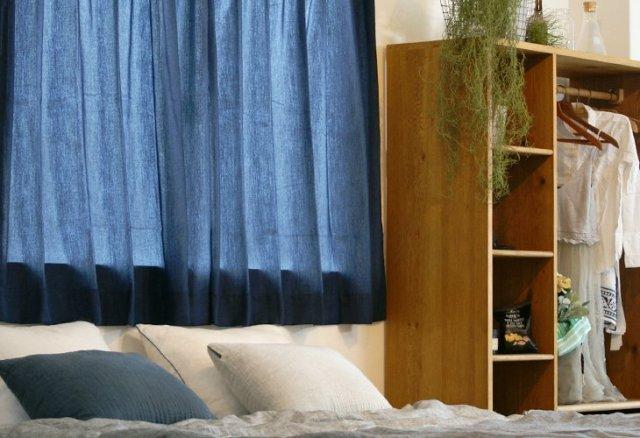 遮光なしのカーテンで光を上手に取り入れよう 非遮光 普通のカーテン メリット 通販 おしゃれ