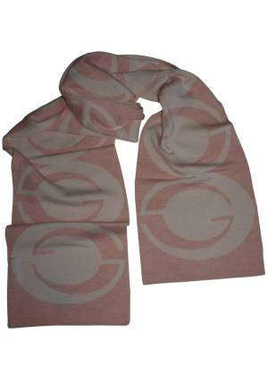 Gucci Pink Scarf