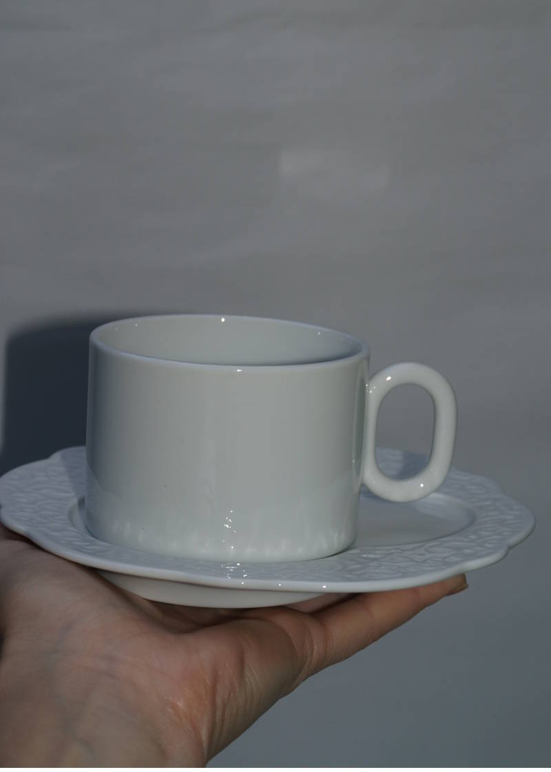 Alessi Dressed Tea Set