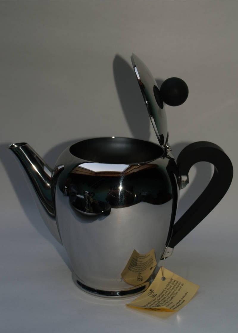 Alessi Bombè Coffee Set 3 Pcs