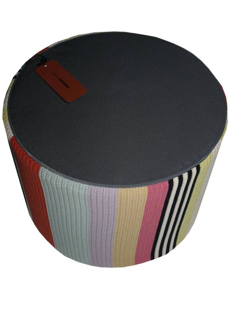 Missoni Home Pouf