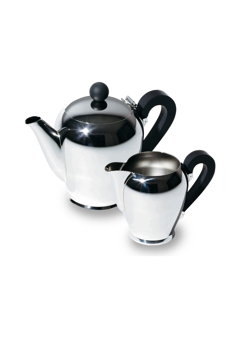 Alessi bombe coffee pot and milk jug cuccalofferta for Alessi outlet