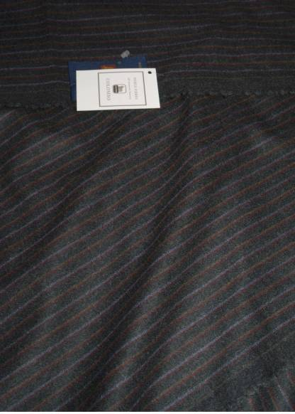 Colombo Fabric Mens Jacket Wool