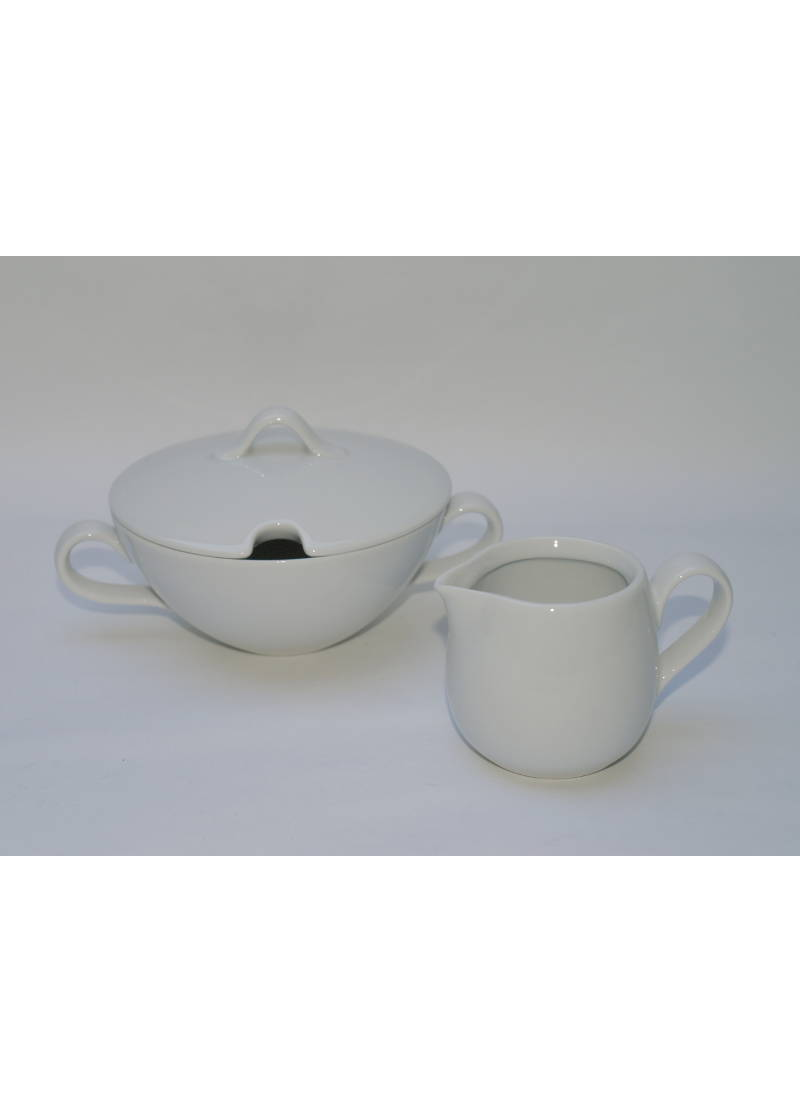Alessi Mami Sugar Bowl and Milk Jug