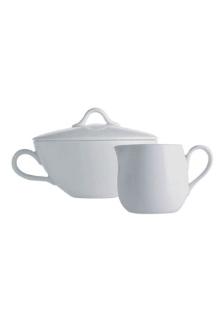 Alessi Mami Sugar Bowl and Milk Jug