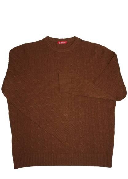 Piacenza Cashmere Crewneck Sweater
