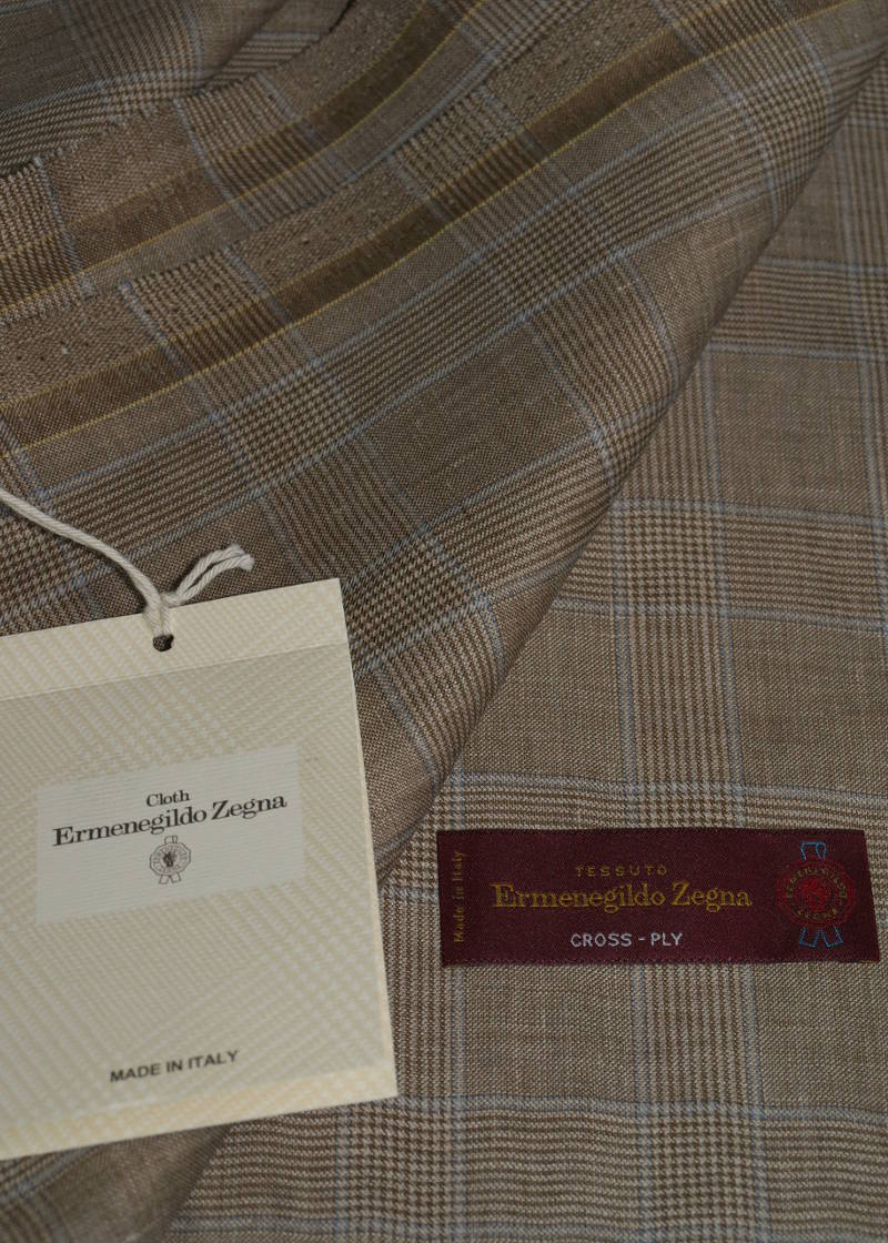 Ermenegildo Zegna Fabric Mens Jacket