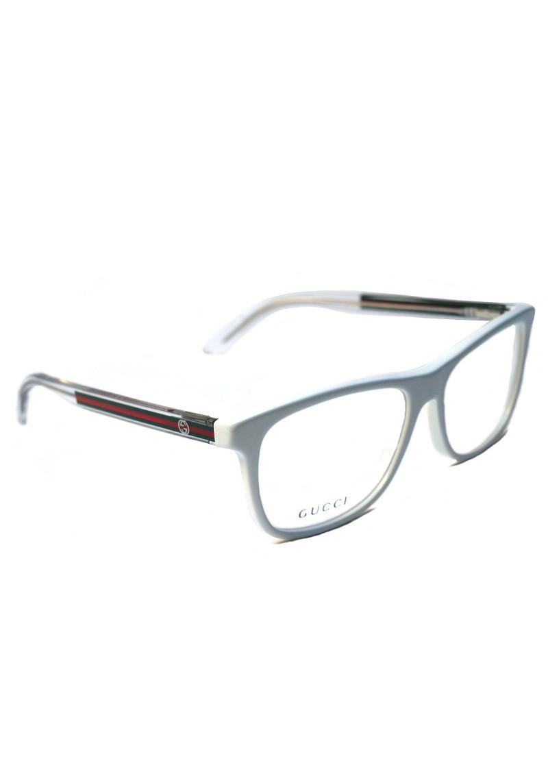 f76c992d0eb Gucci White Eyeglasses - Cuccalofferta
