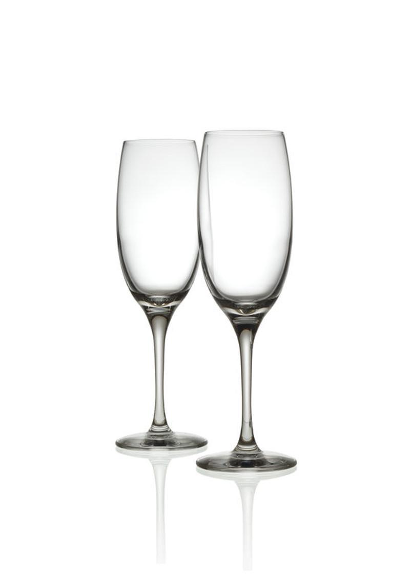 Alessi Mami XL Glasses Champagne