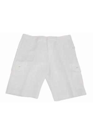 Loro Piana White Shorts