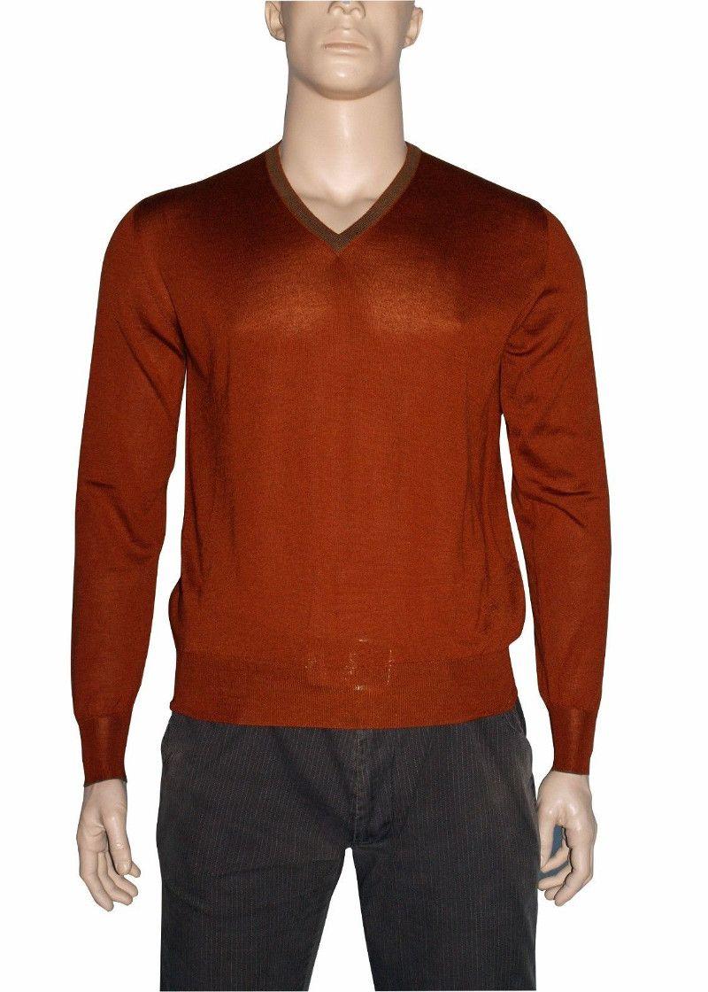 Loro Piana v neck sweater