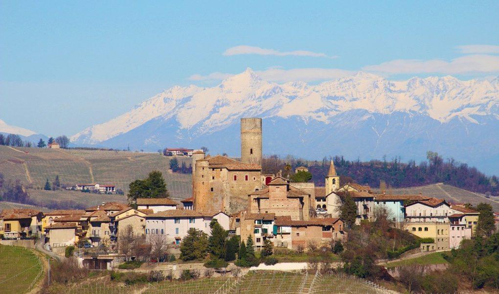Langhe Borgo Alba 20 italian red wines