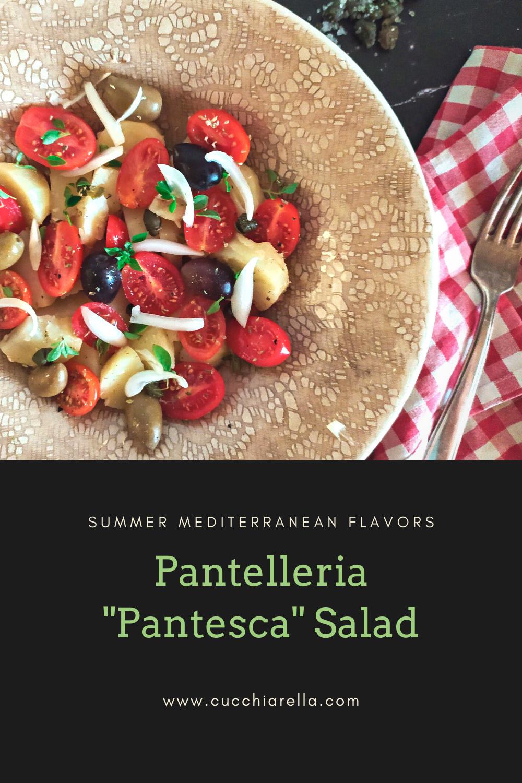 pantesca pantelleria pin salad