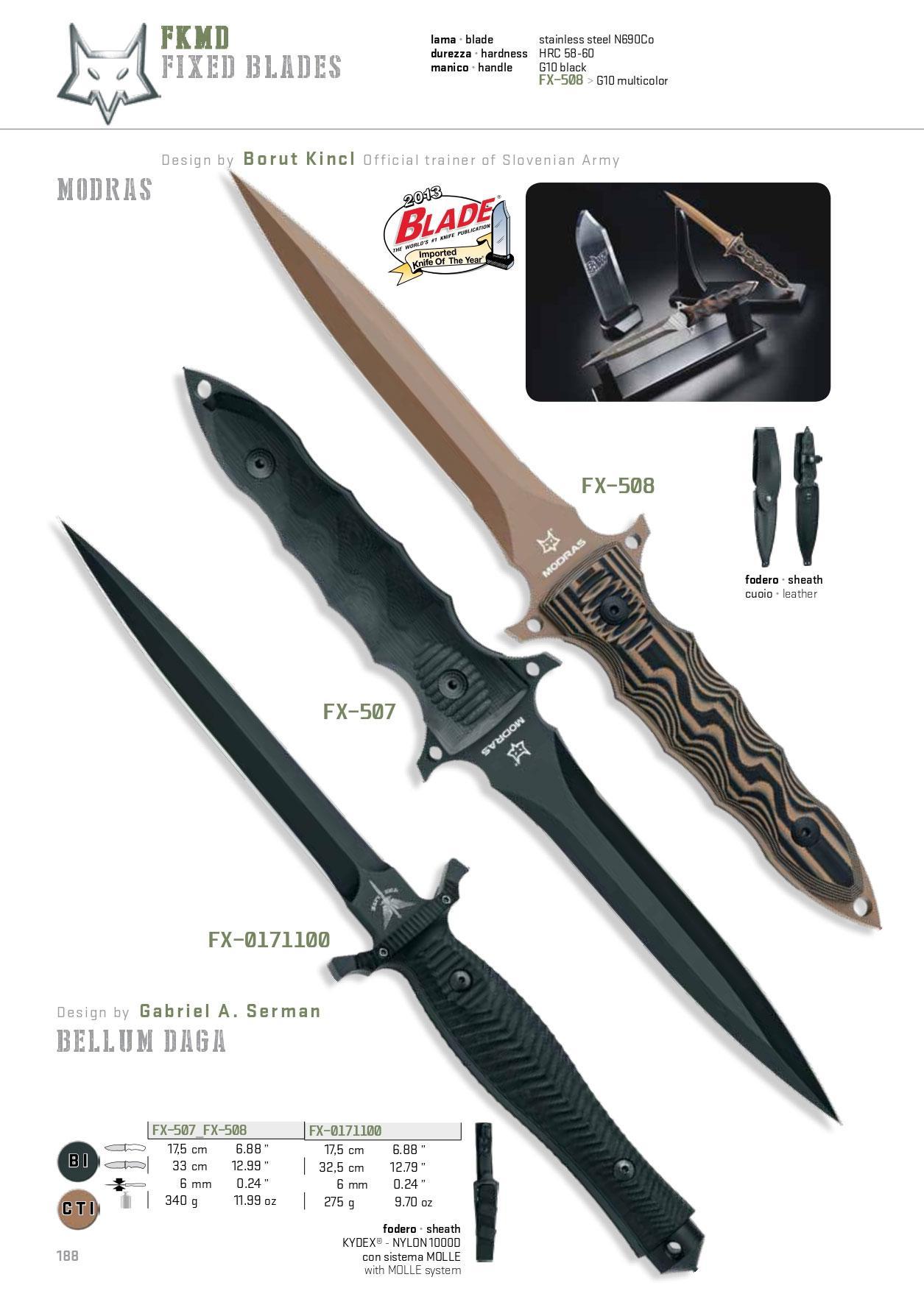 Kitchen Knife Kits