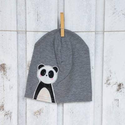 cuffia estiva panda