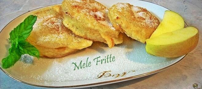 mele fritte di Leda