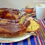 Ciambellone bicolore ricetta dolce