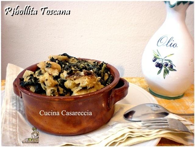 Ribollita ricetta Toscana primi piatti