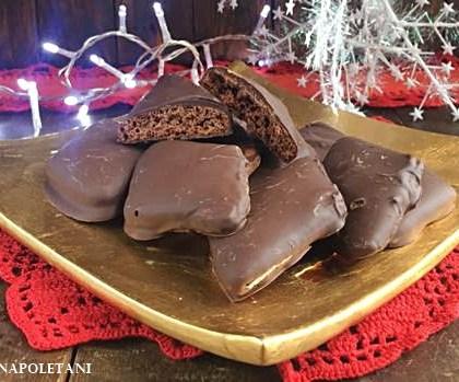 Mustaccioli ricetta dolci di Natale