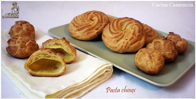 Pasta choux ( bignè )