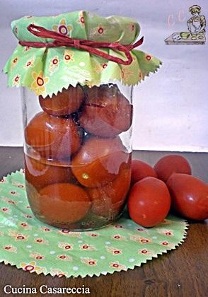 Pomodorini sotto vuoto