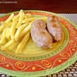 Salsicce in padella