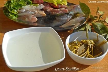 Court-bouillon scuola di cucina