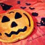Torta di zucca per Halloween