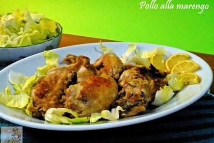 Pollo alla marengo