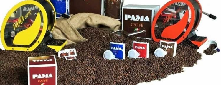 Pama caffè la migliore pausa che c'è