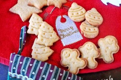 Biscotti per la calza della Befana