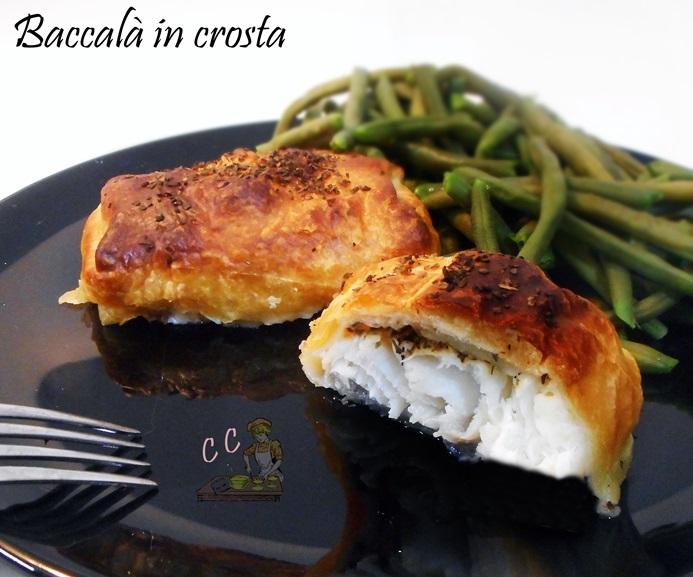 Baccalà in crosta