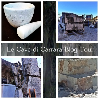 Le cave di Carrara blog tour