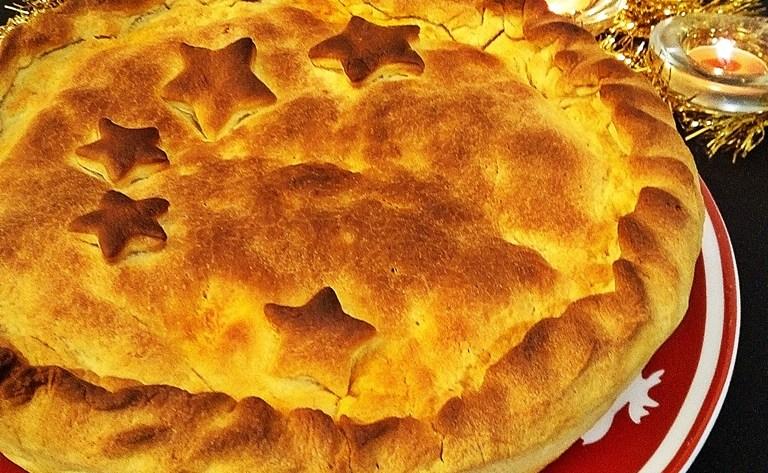 Pasticcio di Natale ricetta Siciliana