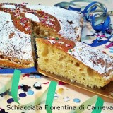 Schiacciata fiorentina di Carnevale ricetta originale con strutto